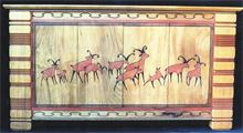 Petroglyph Antelope Cabinet