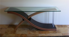 S Entry Hall Table