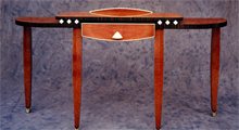 Madrone Entry Hall Table