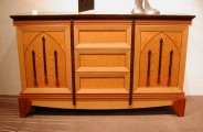 Spanish Deco Cabinet