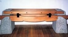 Stalwart bench