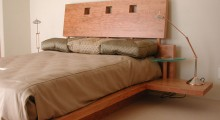 Symetry guest bed